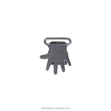 durable using and fashion metal clamp for bag