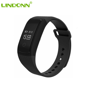 2017 New IP67 Waterproof Heart Rate Monitor Smart Bracelet A58 Blood pressure Smart Wristband