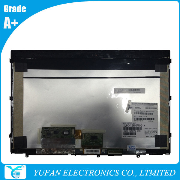 "04W3990 63Y3038 04W1545 12.5"" LCD Module W/ Touch for X220 X230 Tablet"