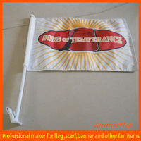 good quality car magnetic base flag