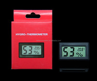 Temperature Humidity Meter Digital LCD Display Mini Thermometer Hygrometer Gauge