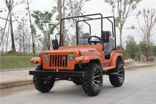 2017 new design jeep wrangler 200cc mini jeep cart cf moto Jeep/UTV