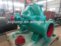 Single stage volute casing centrifugal pumps for cooling system