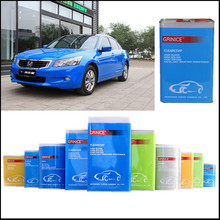 Factory Direct Supply Auto Refinish Blue Crystal Pearl Color Car Spray Paint