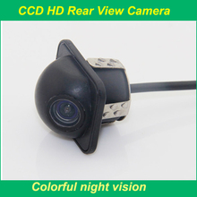 Factory Sell HD CCD Car Rear View Camera Waterproof night vision Wide Angle Luxur car rear view camera Backup Camera