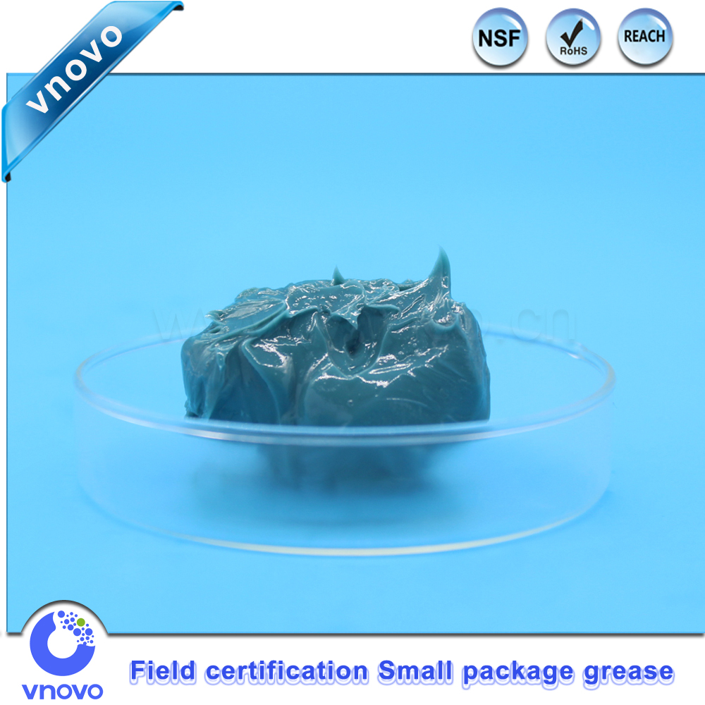 Extreme pressure and abrasion resistant high temperature grease for ball mill