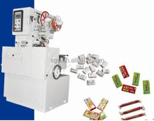 taffy cut and wrap machine candy packaging machine