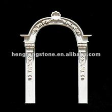 Arch Design Marble Door Surround