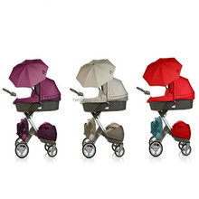 Baby Stroller Child Pushchair Adjustable Clamp Umbrella for Stroller