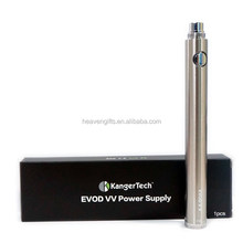 Genuine KangerTech EVOD VV / EVOD Twist 1000mAh Variable Voltage battery Comes with 510/eGo Thread
