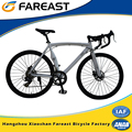 Good quality 700c freestyle fixed gear bike carbon frame cycles road bicycle
