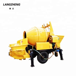 Portable Concrete Mixer With Pump c3 Concrete Mixer Pump