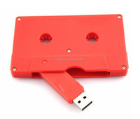 cassette tape usb flash drive , 512mb 1gb 2gb 4gb flash drive usb, usb flash drives bulk cheap