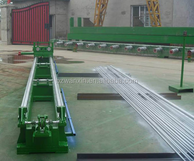 Steel Pipe Hot Dip Galvanizing Line