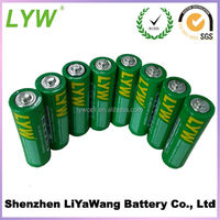 Super heavy Duty R6p battery AA R6 size UM3 1.5 v battery