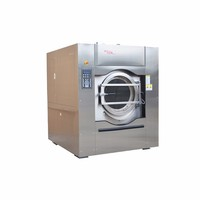 for laundry shop/ hotel industrial 100kg capacity professional washing machine