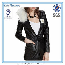 New individualized black women winter coats bolero jacket