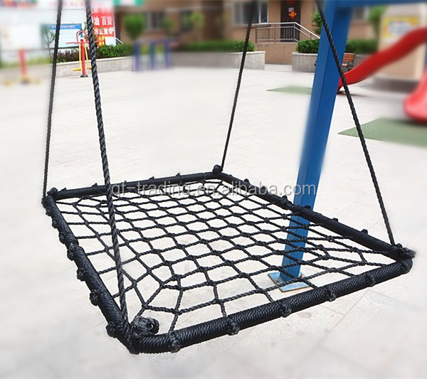 Tree swing Children Platform Swing square nest swing
