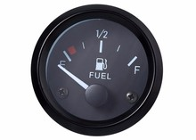 Professional Auto Car <strong>Meter</strong> Fuel Gauge 52MM High Sensitive <strong>Meter</strong> And Simple Operation Insure Greater Accuracy