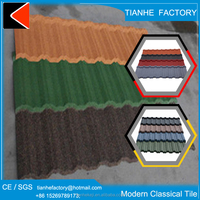 fashion corrugated metal roofing tile