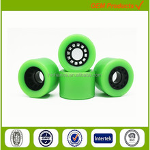 61mm super hard quad skate wheels manufacturers