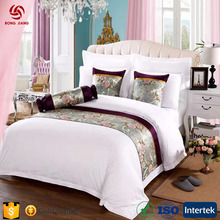 Hotel Luxurious Ultra Soft 4pcs Turkish Cotton Bedding Sets Top Quality Cover Set