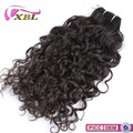Raw unprocessed full cuticle virgin human hair weave extensions