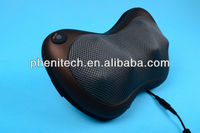 2014 Latest electric vibrating neck massage pillow
