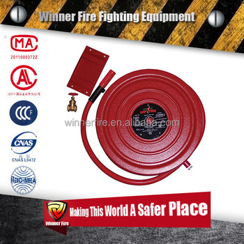Retractable Fixed Fire Hose Reel for Water Reel
