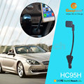 5.5A New magnetic car holder with 3 USB charger car phone mount holder