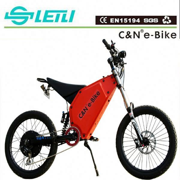 enduro stealth bomber electric bike 3000w off road e bicycle/ebike