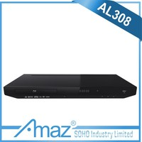 Home 3D blu ray DVD player with Support 4:3 and 16:9 TV picture modes