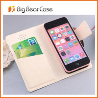 universal wallet leather high quality case for lg optimus f6