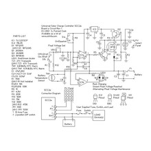 Copy induction cooker PCB board circuit layout schematic diagram design