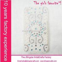 hot selling crystal case for apple iphone 6