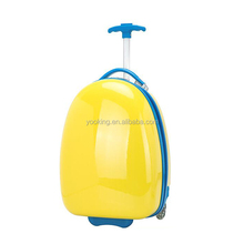 wholesale urban customized printed hard luggage for children
