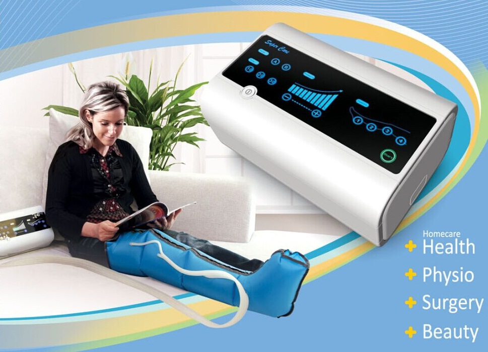 FDA CE approved physical therapy equipment for lymphatic drainage and DVT NEW!!!