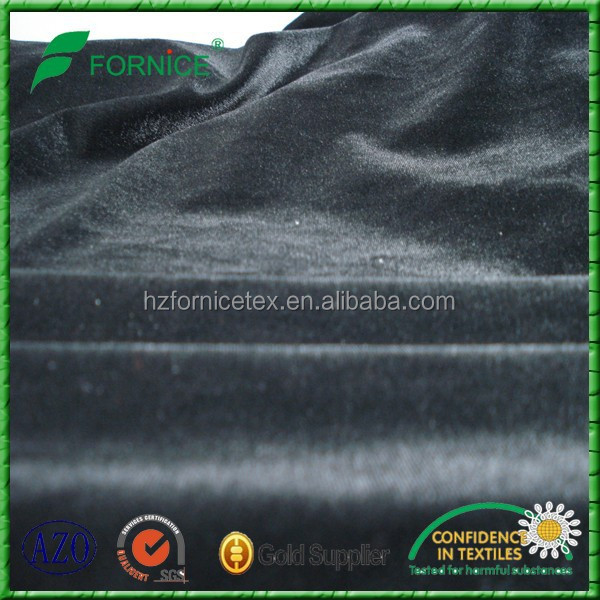 black velour for stage curtain