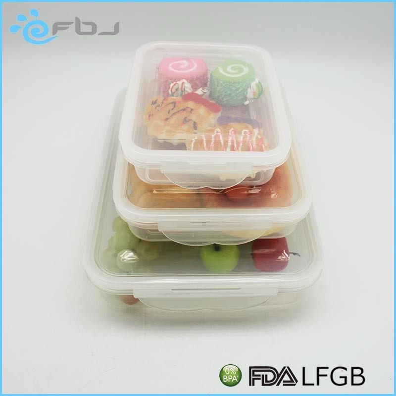 Promotion Sale Lunch Box China disposable clean lunch box plastic food container . * / ~