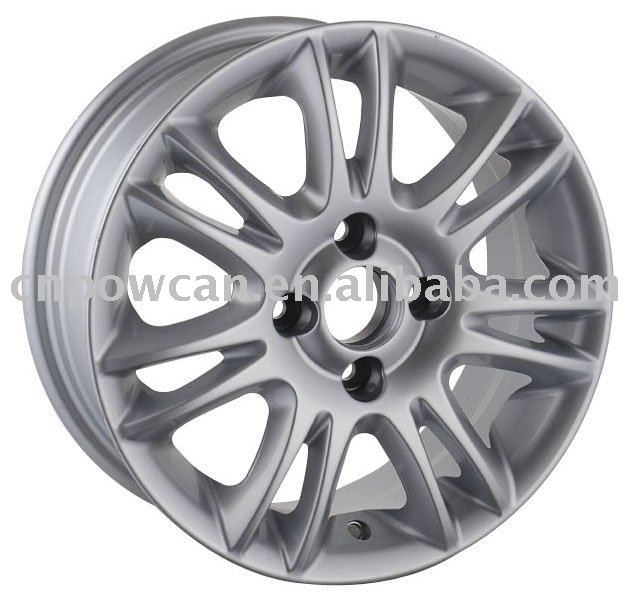 BK153 chrome rim for a car