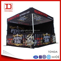 Cheap portable indoor big canopy tent small plastic car trailers used military tents for sale