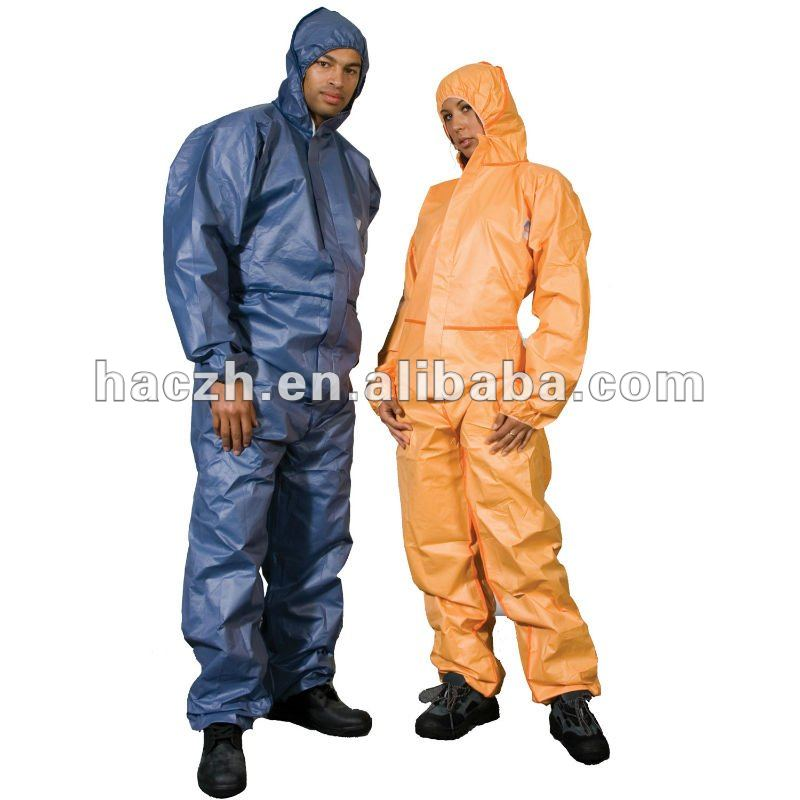 disposble waterproof Coverall /jackets