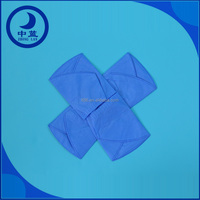 Non-woven steriel bouffant caps CE food industry medical processing disposable caps