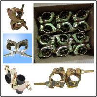 Q235 steel Scaffolding Swivel Joints pipe clamp