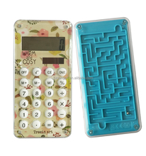 8 Digits Small Calculator Solar Cell Calculator promotion gift calculator