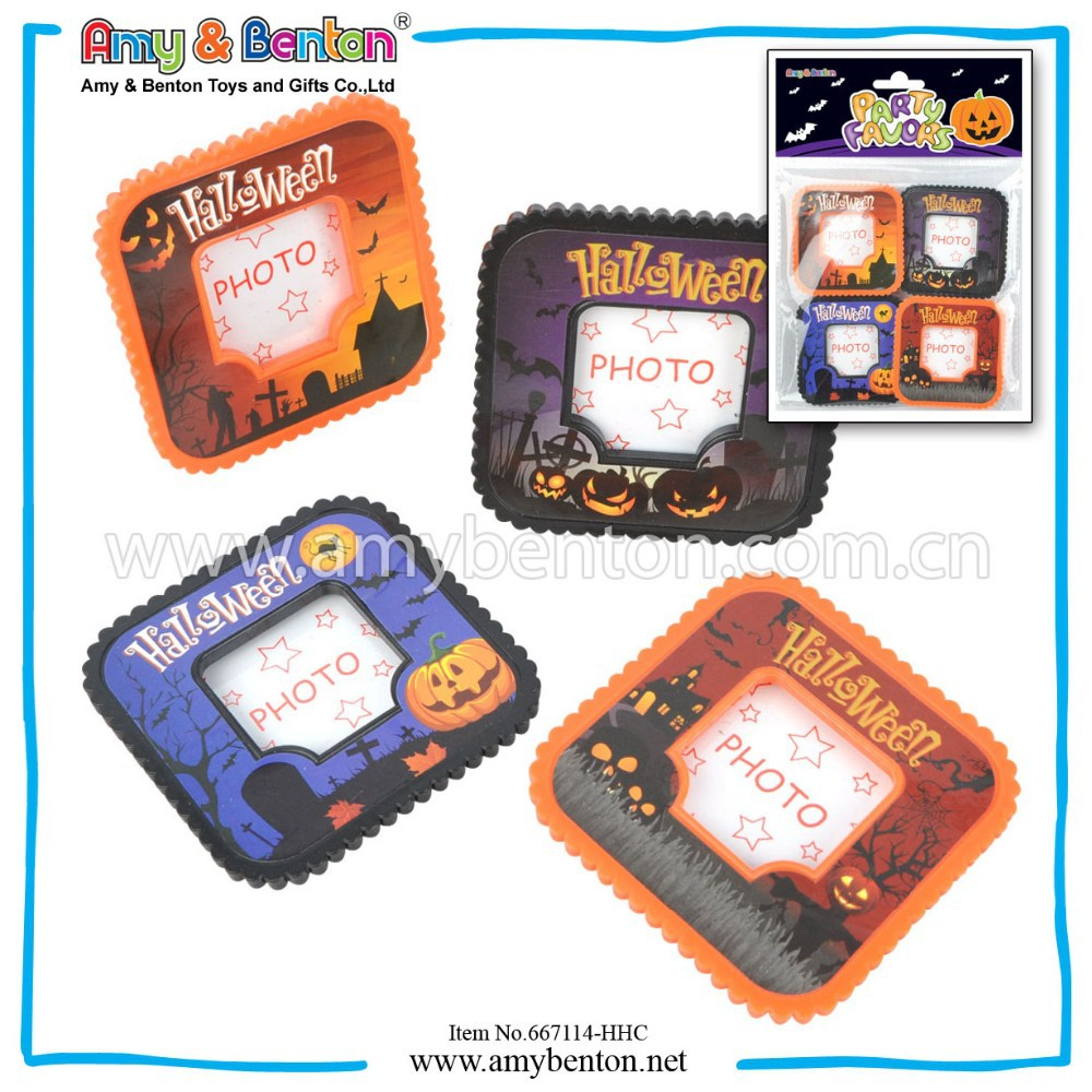 Promotion Gift cheap halloween decoration photo frames