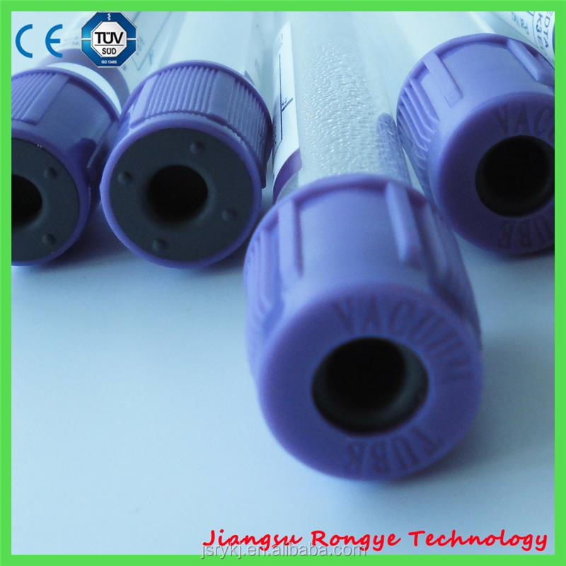 10ml vacuum edta blood collection tube
