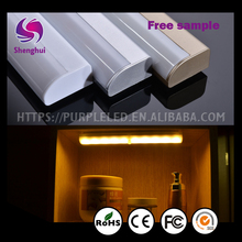 Hot Selling Good Quality 10-LED Wireless Motion Sensor Closet Cabinet LED Night Light, LED Wireless Motion wardrobe lamp