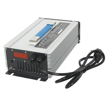 Golf Cart Lithium Battery Charger with 110v 220v Wide Voltage Input for Wholesale