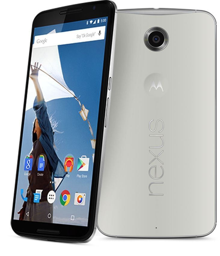 "Original Brand New Nexus 6 XT1100 64GB Cloud White 13MP 5.96"" Android 5.0 Phone Dropship Wholesales By FedEx"